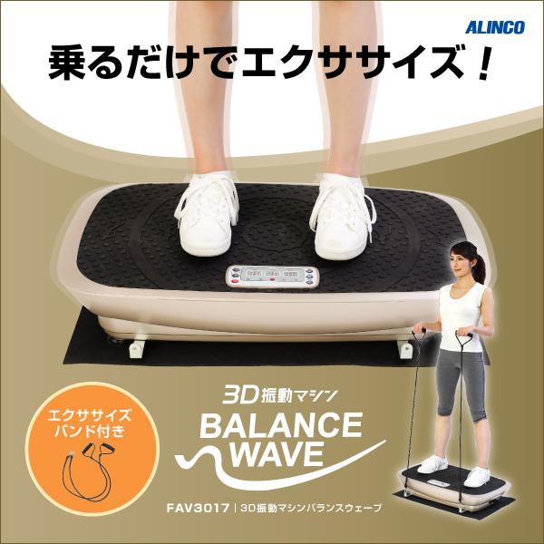 3D振動マシンバランスウェーブ/FAV3017